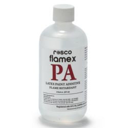 Rosco - Flamex Retardant - PA - Paint Additive