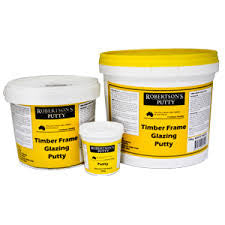 Linseed Oil Glazing Putty