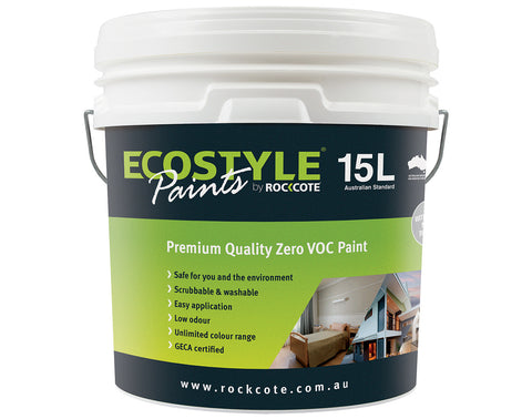Ecostyle Low Sheen Acrylic - Zero VOC