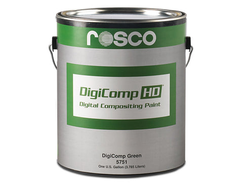 Rosco HD Digital Green