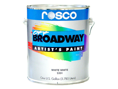 Rosco Off Broadway Scenic Paint
