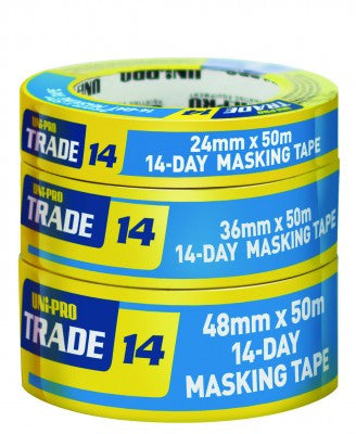 14 Day Masking Tape - UV Resistant