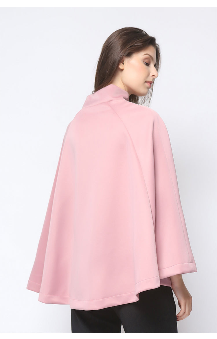 London Cape Top Pink