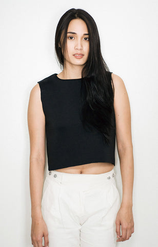 UNDO Clothing Cara Top in Black