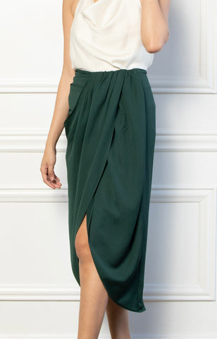 Samantha Skirt in Emerald