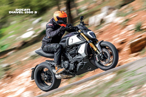 Fast Bikes India-Diavel 1260S-1 (Limited Edition) | Poster