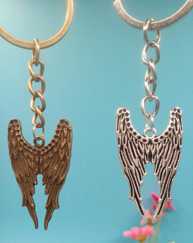 Supernatural Angel Wings Keychains (Free Shipping) - Keychain - Supernatural-Sickness - 1