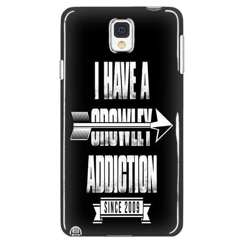 Crowley Addiction - Phonecover - Phone Cases - Supernatural-Sickness - 1