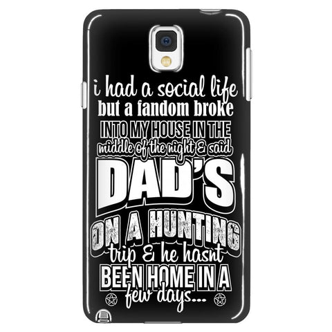 Dads on a Hunting - Phonecover - Phone Cases - Supernatural-Sickness - 1