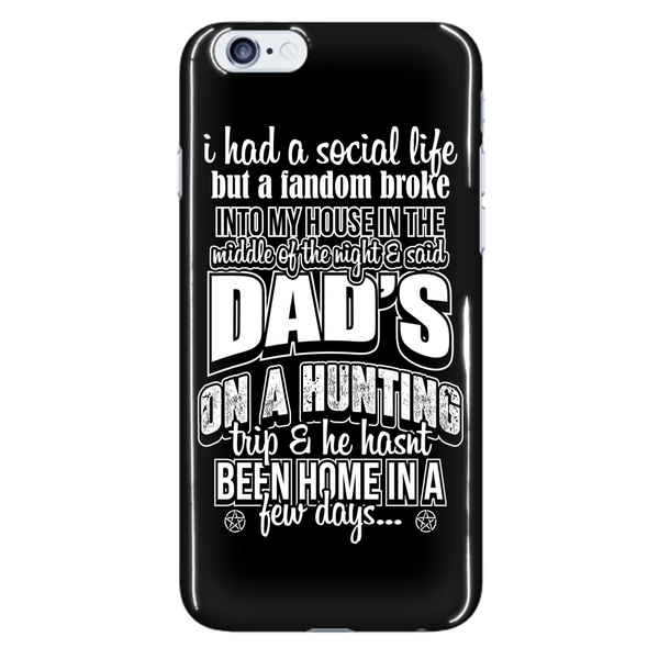 Dads on a Hunting - Phonecover - Phone Cases - Supernatural-Sickness - 7