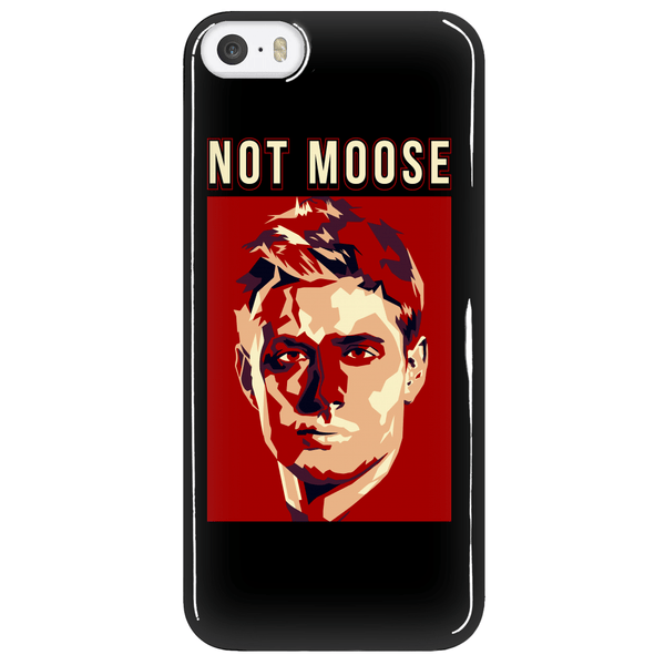 Not Moose - Phonecover - Phone Cases - Supernatural-Sickness - 5