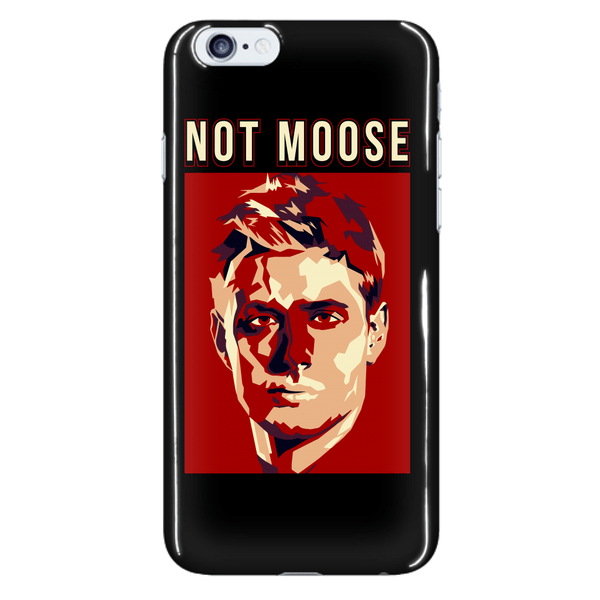 Not Moose - Phonecover - Phone Cases - Supernatural-Sickness - 7