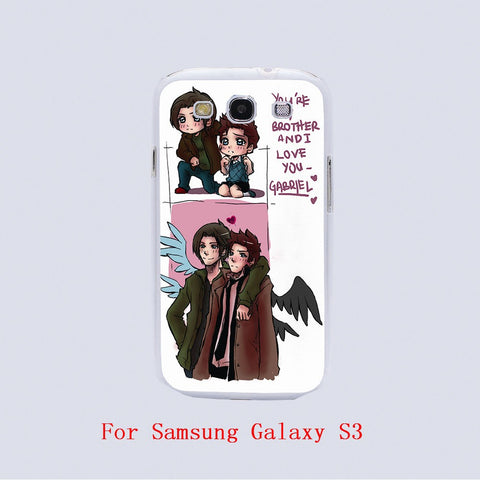 Supernatural Samsung Phone Covers (Free Shipping) - Phone Cover - Supernatural-Sickness - 1