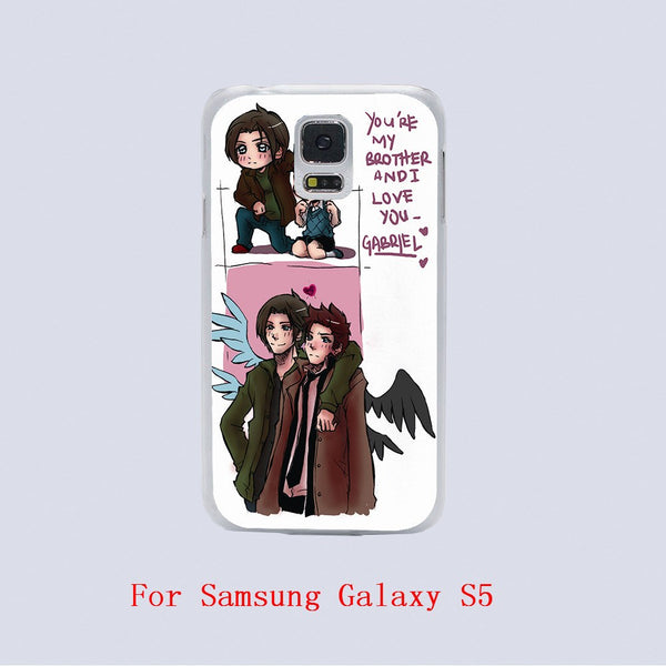 Phone Cover - Supernatural Samsung Phone Covers (Free Shipping)