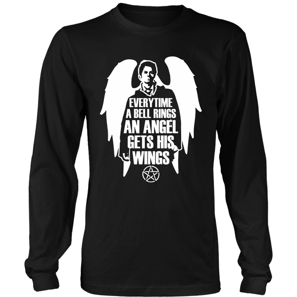 An Angel Gets His Wings - T-shirt - Supernatural-Sickness - 7