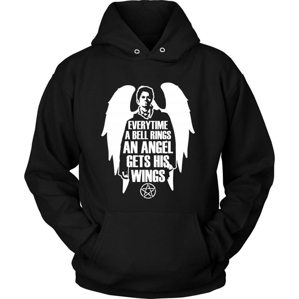 An Angel Gets His Wings - T-shirt - Supernatural-Sickness - 8