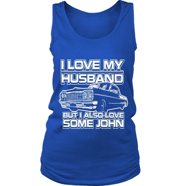I Also Love Some John - Apparel - T-shirt - Supernatural-Sickness - 11