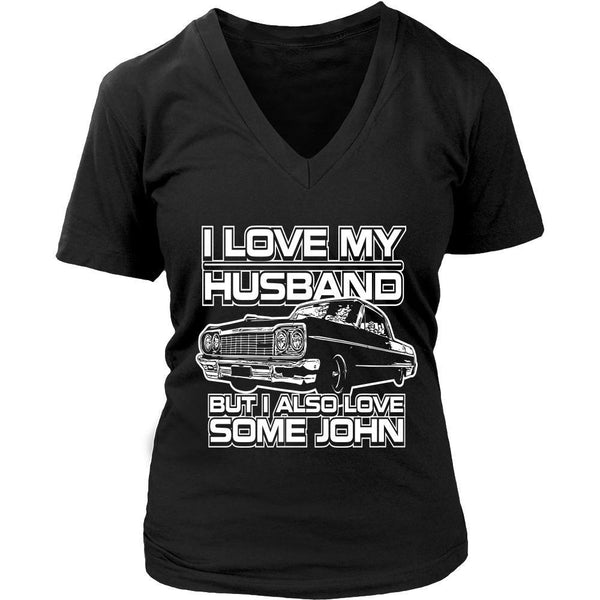 I Also Love Some John - Apparel - T-shirt - Supernatural-Sickness - 12