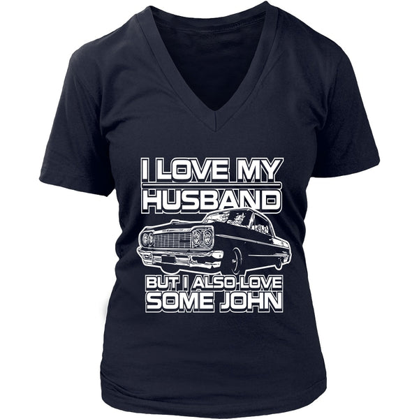 I Also Love Some John - Apparel - T-shirt - Supernatural-Sickness - 13