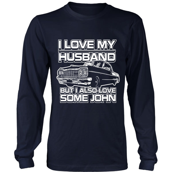 I Also Love Some John - Apparel - T-shirt - Supernatural-Sickness - 6