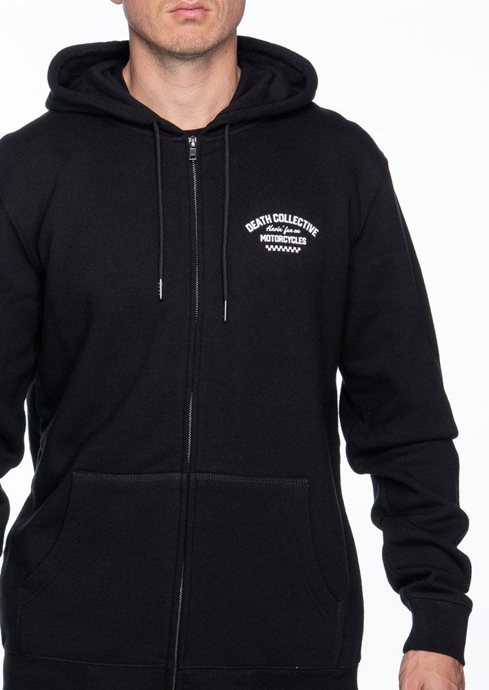 Death Collective - Badge Hoodie