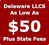 fifty dollars plus state filing fees