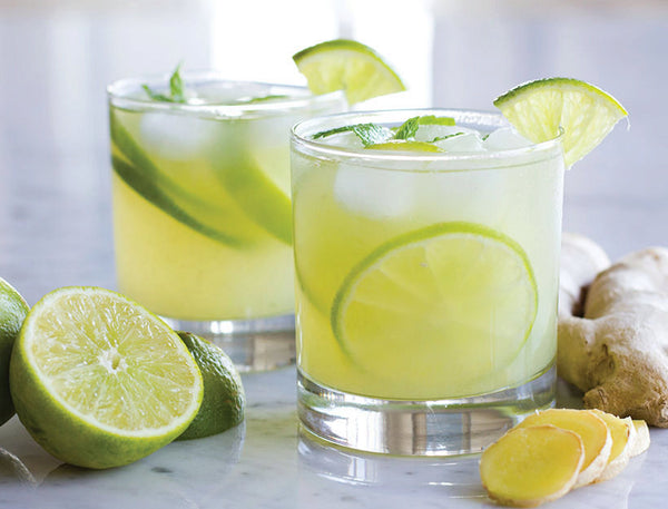 Ginger Limeade - Umami Tea