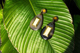 Earrings Gems - art of shop  - 3