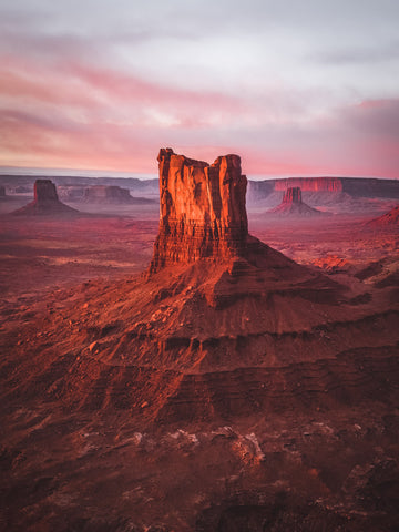 SW0658 - Monument Valley