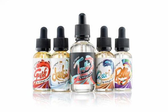 Midnight Vapes Co. Sample Pack