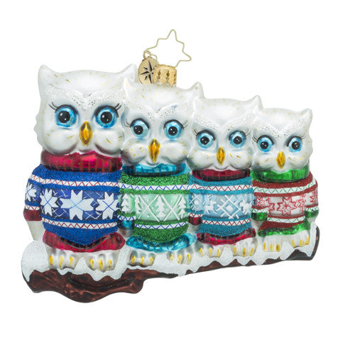 Owl in a Row