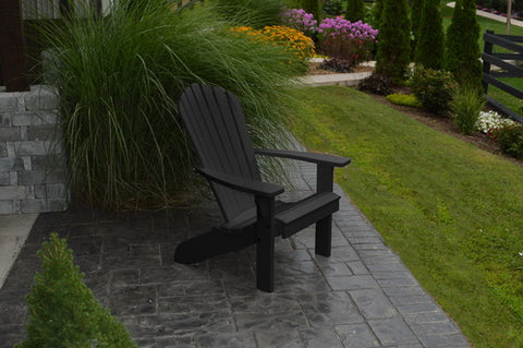 Poly Fanback Adirondack Chair - A&L Furniture
