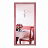 American Made Rayne Vintage Pink Double Vanity Wall Mirror (DV096) *Suggested Retail*