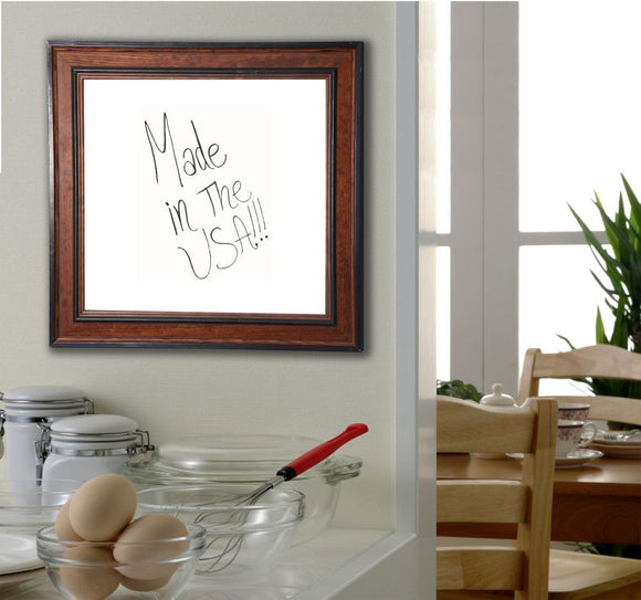 American Made Rayne Country Pine Dry Erase Board (W27) *Suggested Retail*