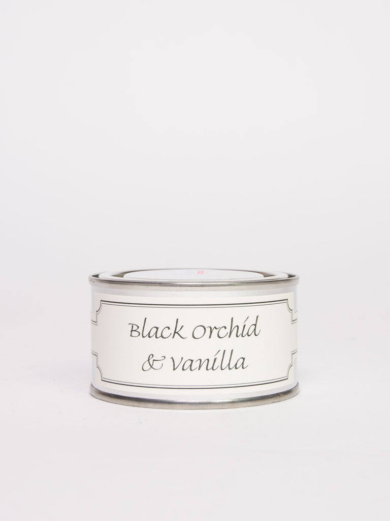 Black Orchid & Vanilla Candle