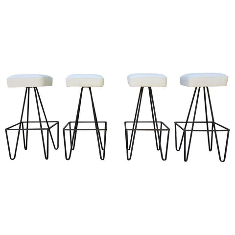 Atomic Frederick Weinberg Bar Stools - Set