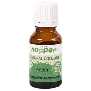 Hopper Natural Colouring Kiwi Green 20g