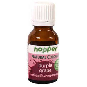Hopper Natural Colouring Purple 20g