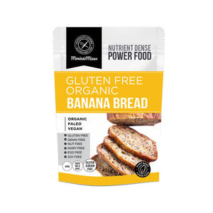 Monica's Mixes Gluten Free Banana Bread Mix 400g