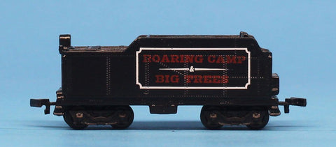 Maisto On Track N Gauge Roaring Camp Big Trees Tender Car Diecast #MOC04U
