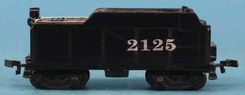 Maistro N Gauge #2125 Coal Tender Train Model Car #MOC01U