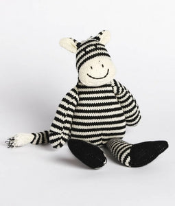 ZEBRA SOFT TOY | COTTON - Cooper's Crib