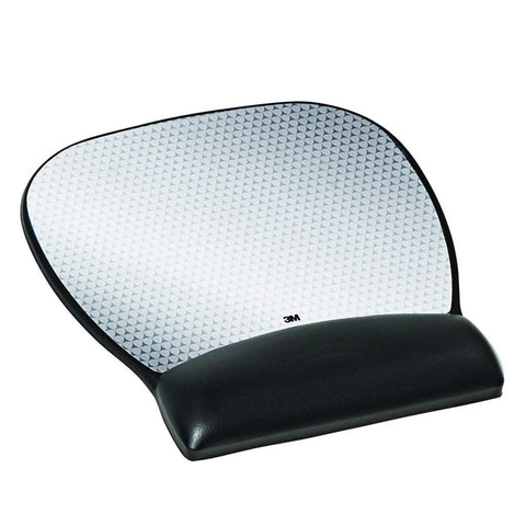 MW310LE Precise™ Mouse Pad with Gel Wrist Rest, Large - 1HomeShop.sg