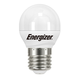 Energizer Pearl LED Golf Ball 6.5W E27 Dimmable 2700K Warm White - Pod Lamps