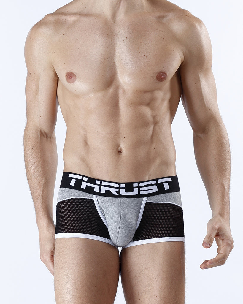 Thrust Boxer Brief Grey