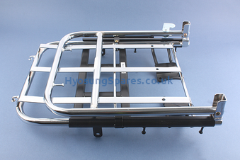 Hyosung Rear Slide Rack GD250N