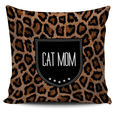 Pillow Covers 5 Each Cat Mom Dad, , FamilyTrophy.com, FamilyTrophy.com - FamilyTrophy.com