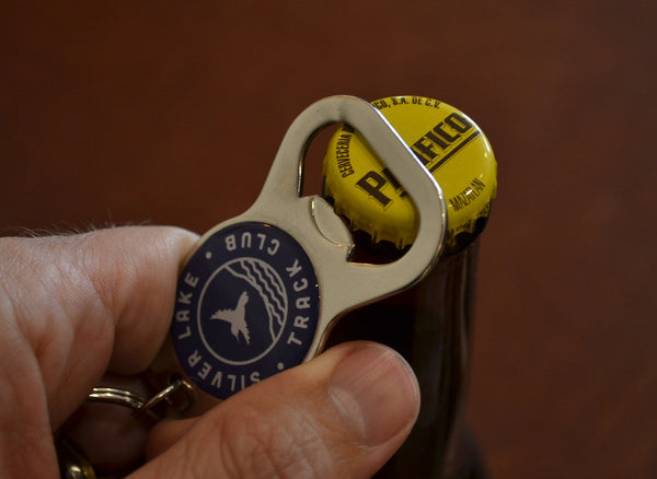 Silver Lake Track Club - Bottle Opener Keychain