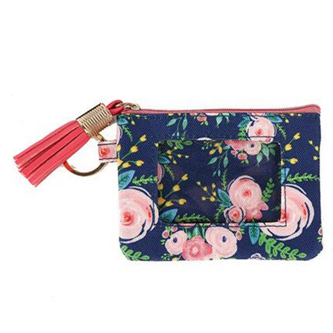 Mary Square ID Wallet- Portland