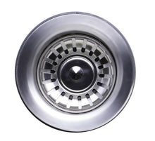 "Buy ABST35 Solid Stainless Steel 3 1/2"" Kitchen Sink Strainer / Drain - Zen Tap Sinks - 4"